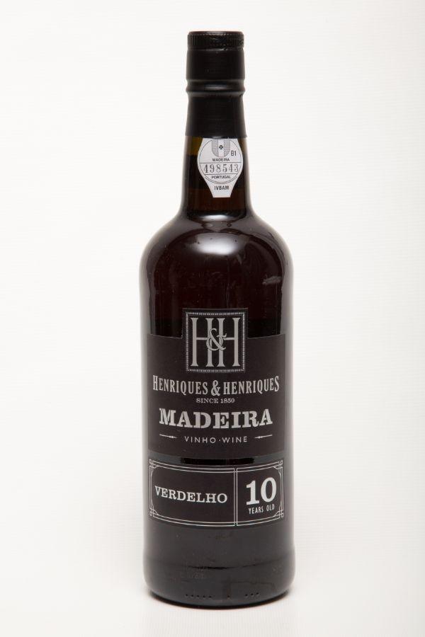 H&H Madeira Verdelho 10 Yr