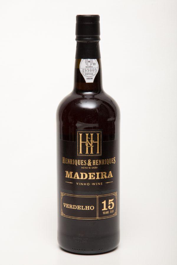 H&H Madeira Verdelho 15 Yr