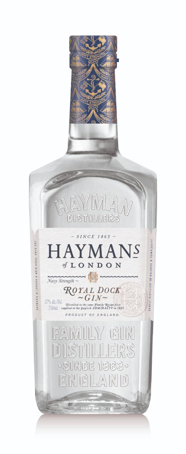 Royal Dock Navy Strength Gin