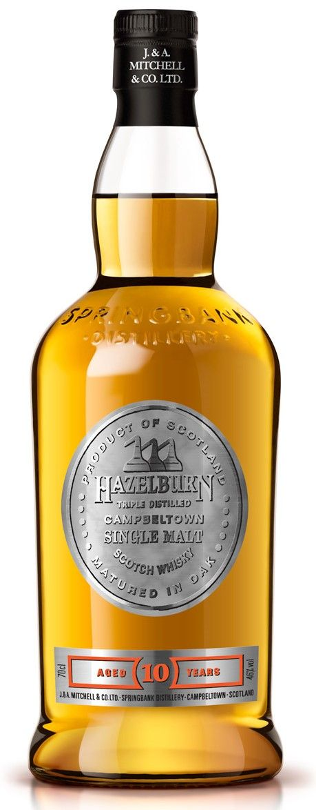 Hazelburn 10 Yr Single Malt Scotch