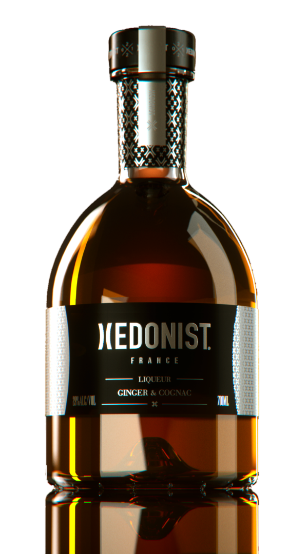 Hedonist Ginger & Cognac Liqueur