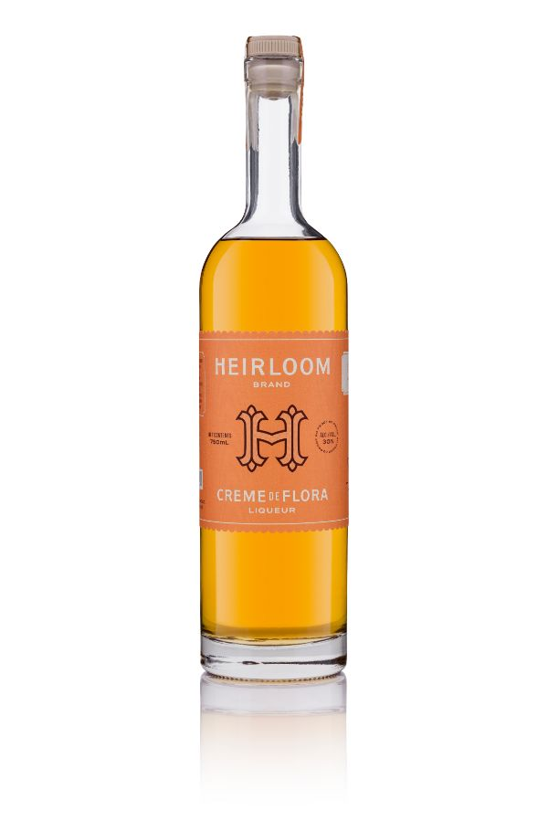 Heirloom Creme De Flora Liqueur