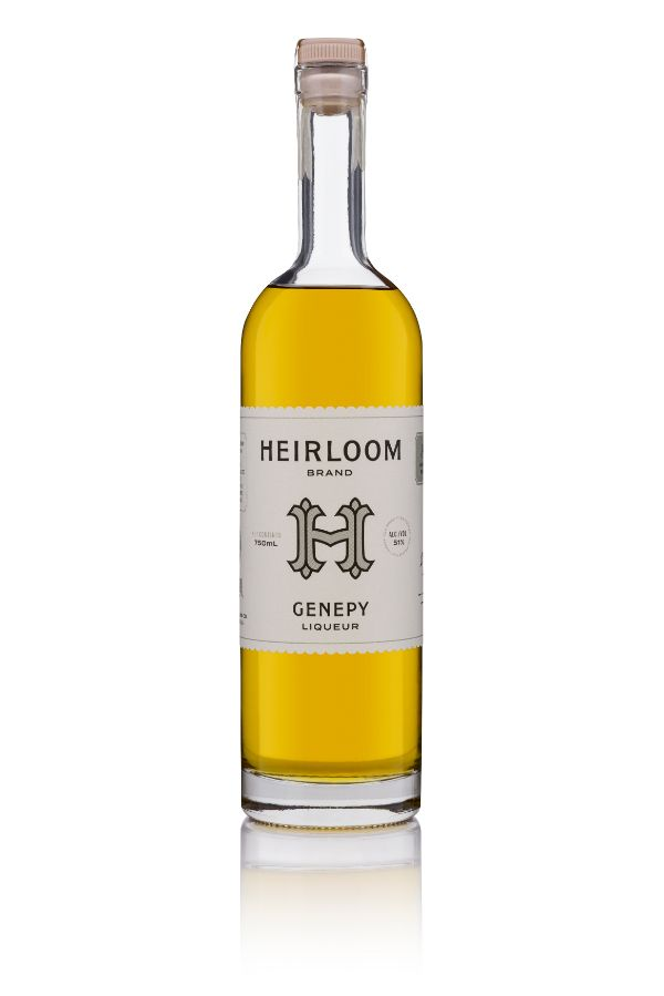 Heirloom Genepy Liqueur