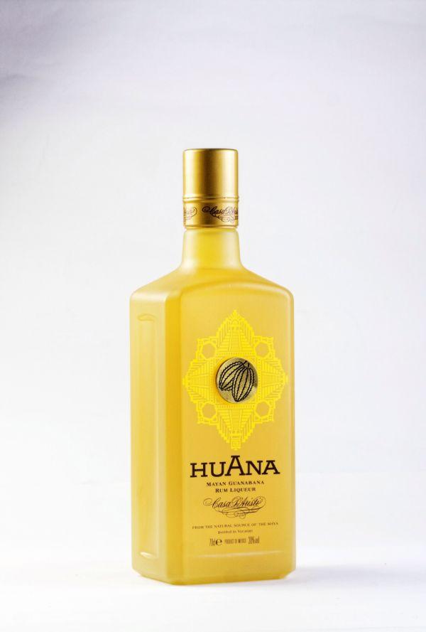 Huana Mayan Guanabana Rum Liqueur