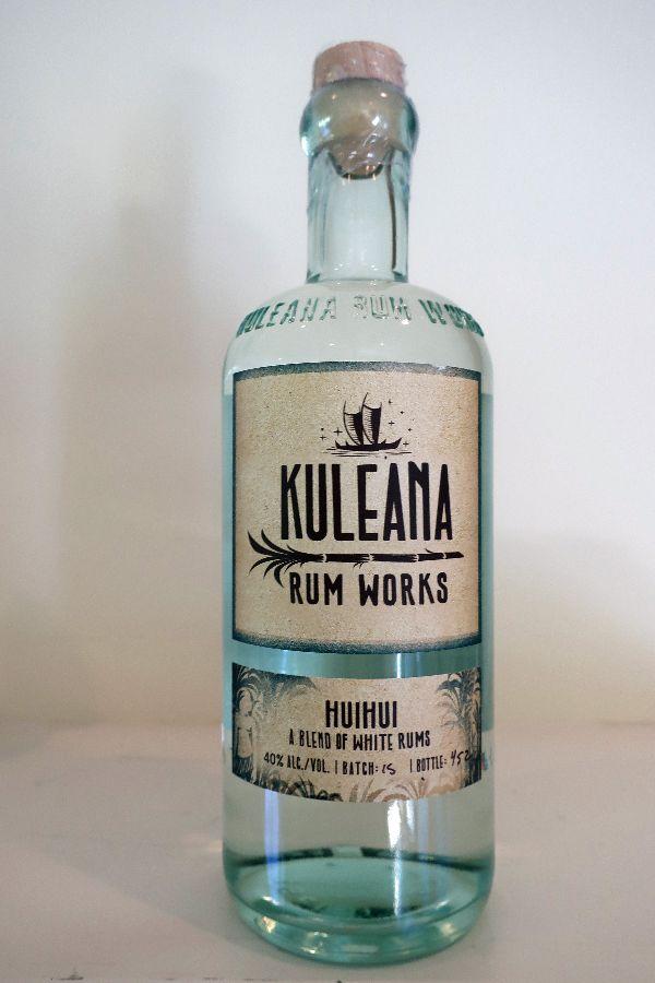 Kuleana Rum Works Huihui