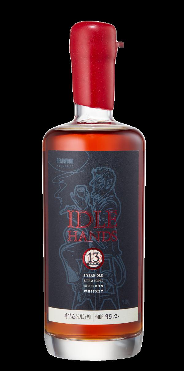 Idle Hands 5 yr Heavy Rye Straight Bourbon