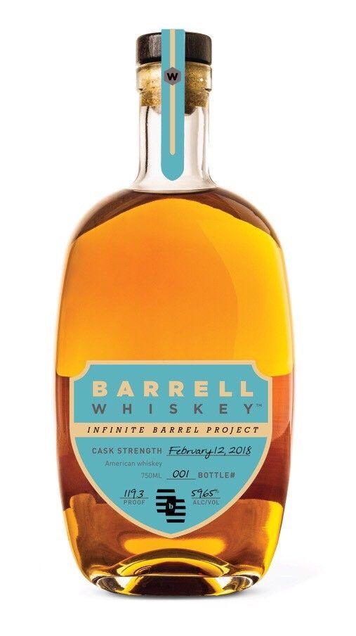 Barrell Whiskey Infinite Barrel Project