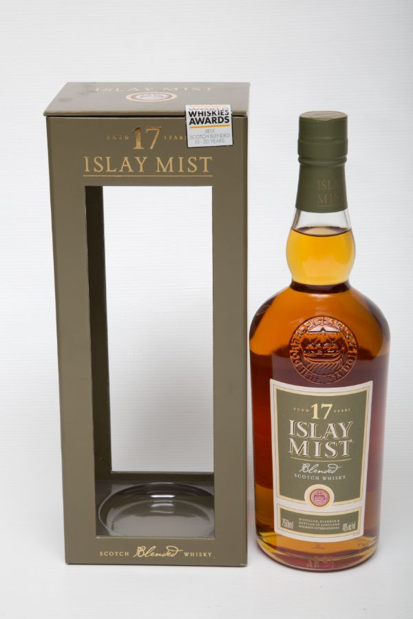 Islay Mist 17 Yr Scotch