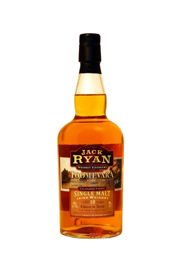 Jack Ryan 10 Yr Toomevara Single Malt Irish