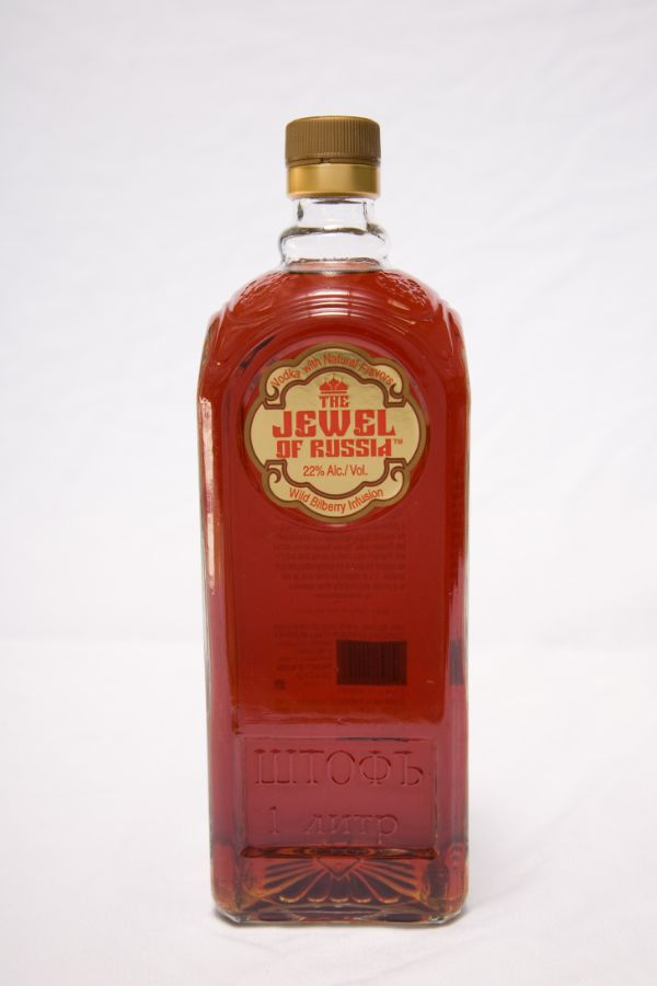 Jewel of Russia Berry Infusion Vodka