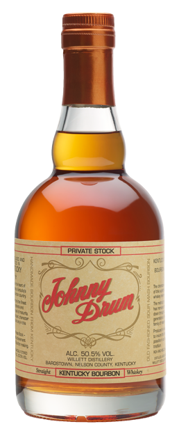 Johnny Drum Private Stock Bourbon