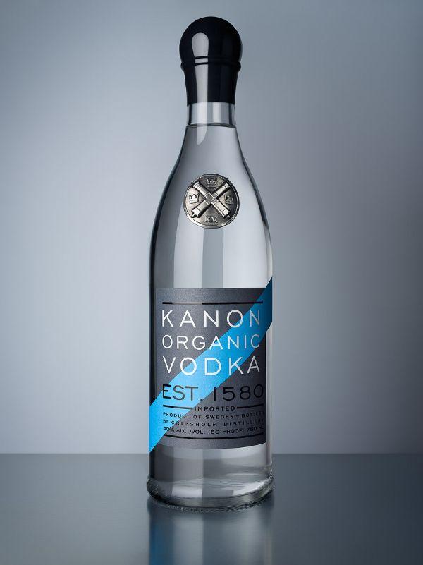 Kanon Organic Vodka