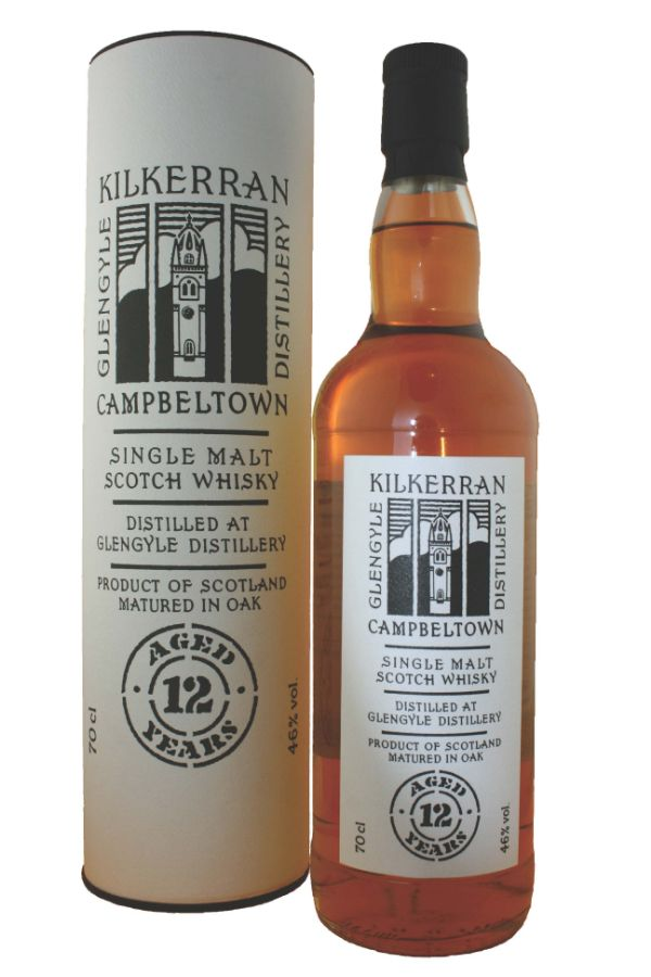 Kilkerran 12 Yr Single Malt Scotch