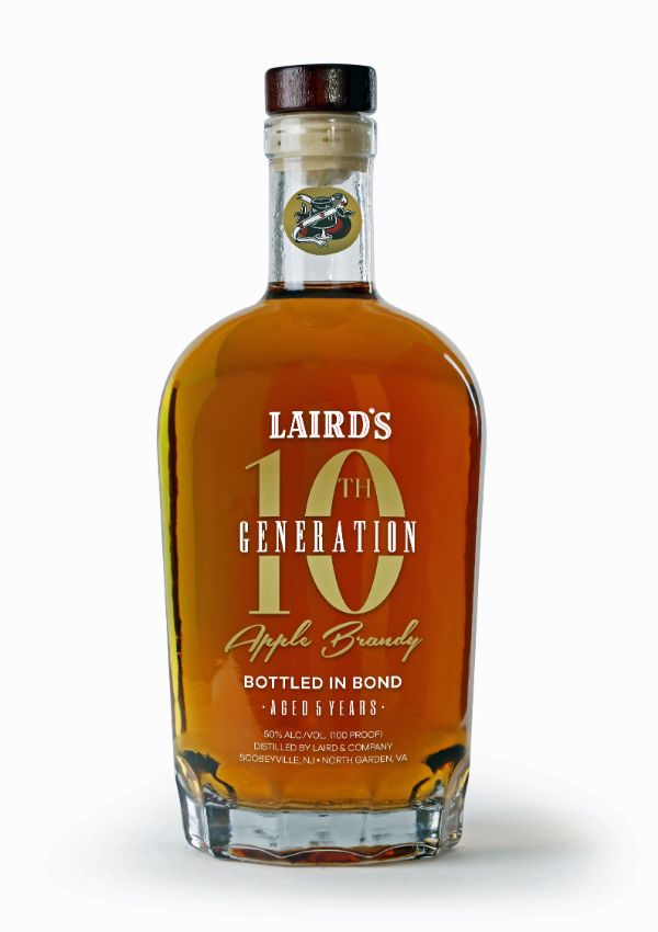 Laird's 10th Generation Bottled in Bond 5 Yr Apple Brandy