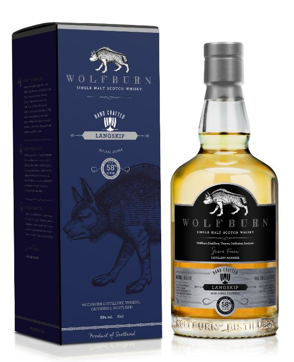 Wolfburn Langskip Single Malt