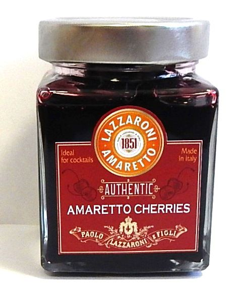 Lazzaroni Amaretto Cherries