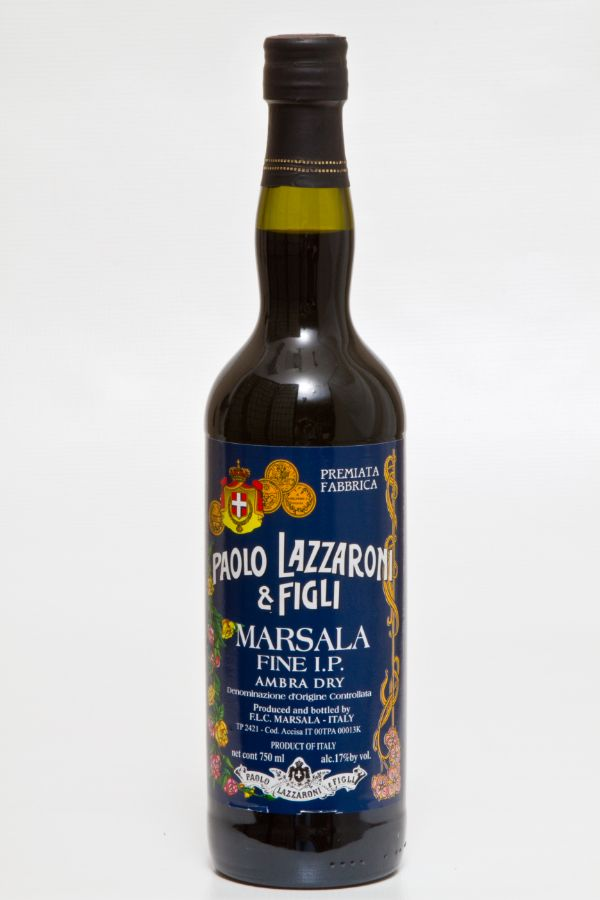 Paolo Lazzaroni & Figli Marsala Dry