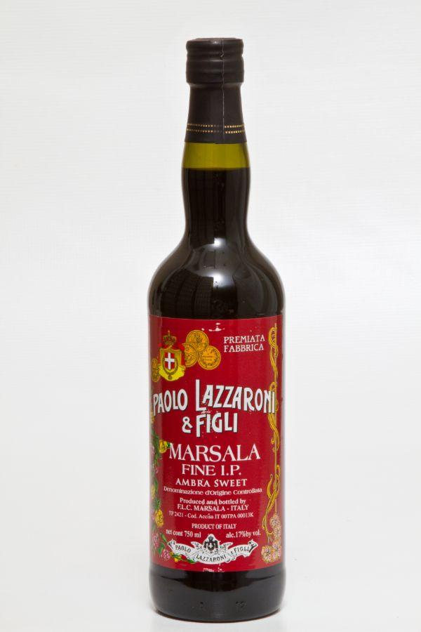 Paolo Lazzaroni & Figli Marsala Sweet