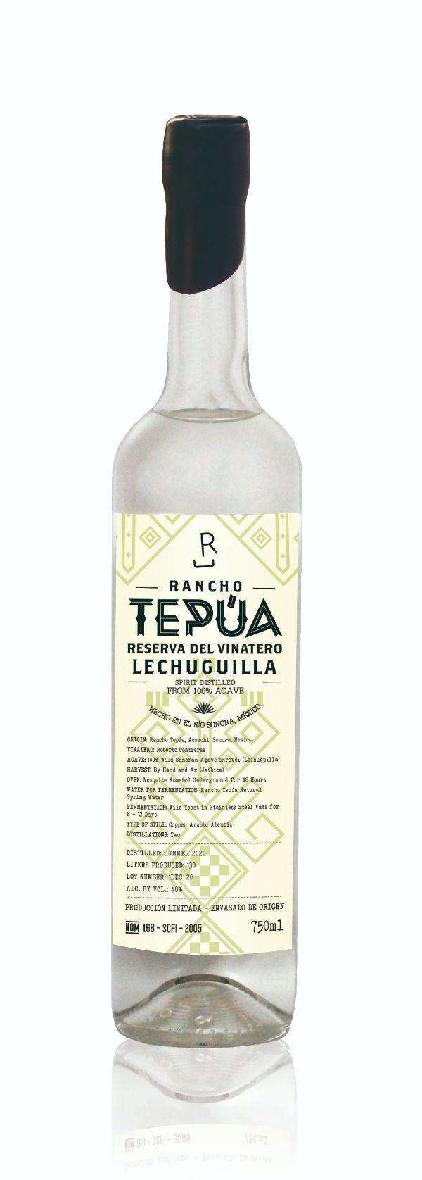 Rancho Tepua Bacanora Lechuguilla Blanco Lot 2