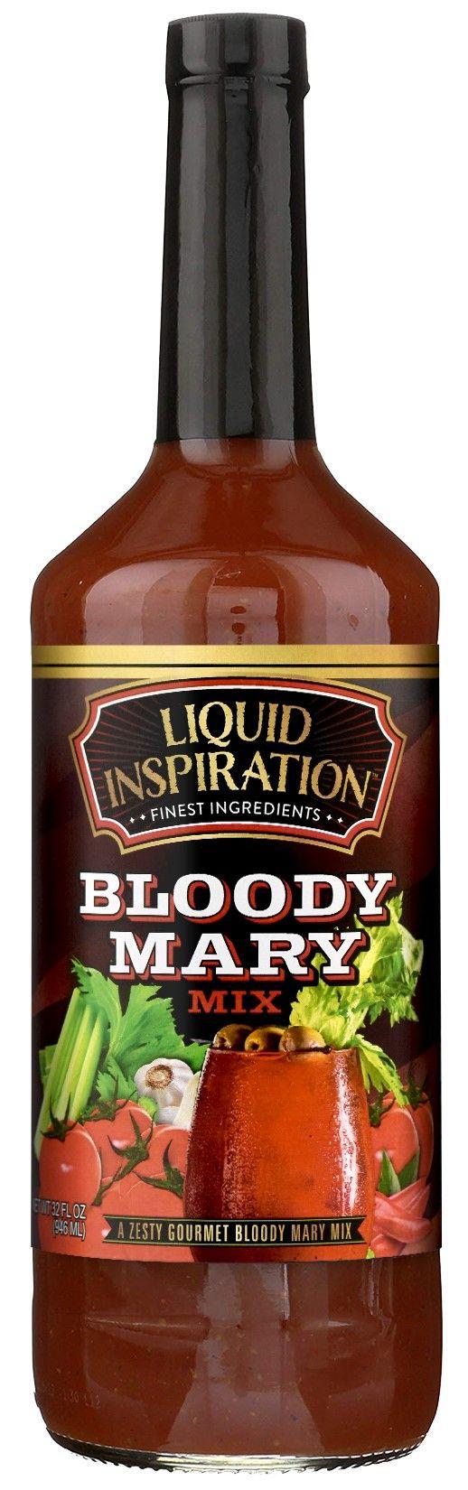 Liquid Inspiration Bloody Mary Mix