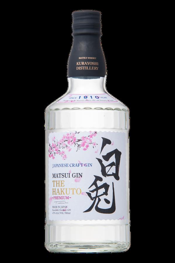 Matsui Gin The Hakuto Premium