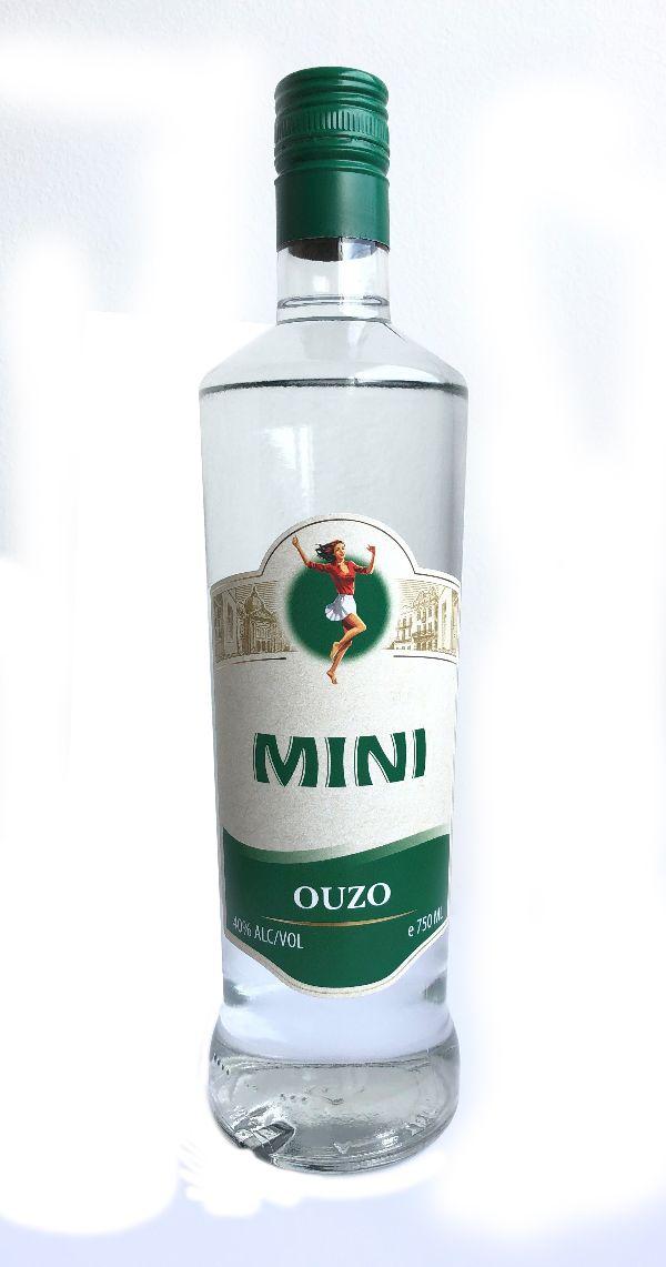 Mini Ouzo of Mytilene - Greece