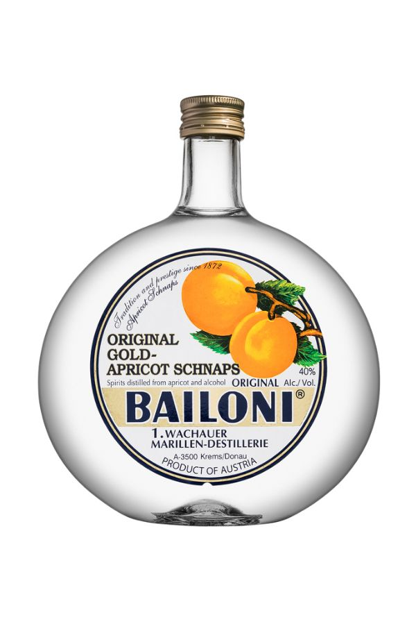 Bailoni Original Gold Apricot Schnaps