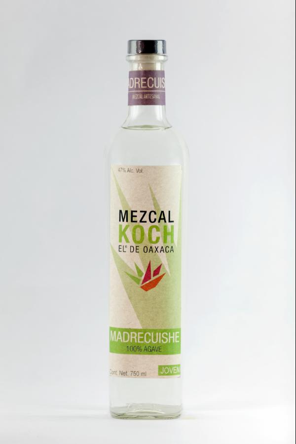 Koch el Mezcal Madrecuishe