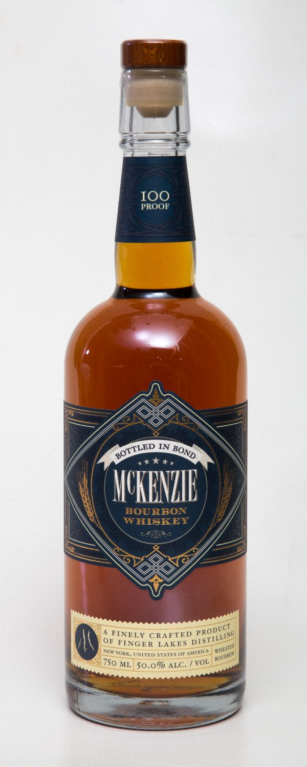 McKenzie Bottled in Bond Wheated Bourbon