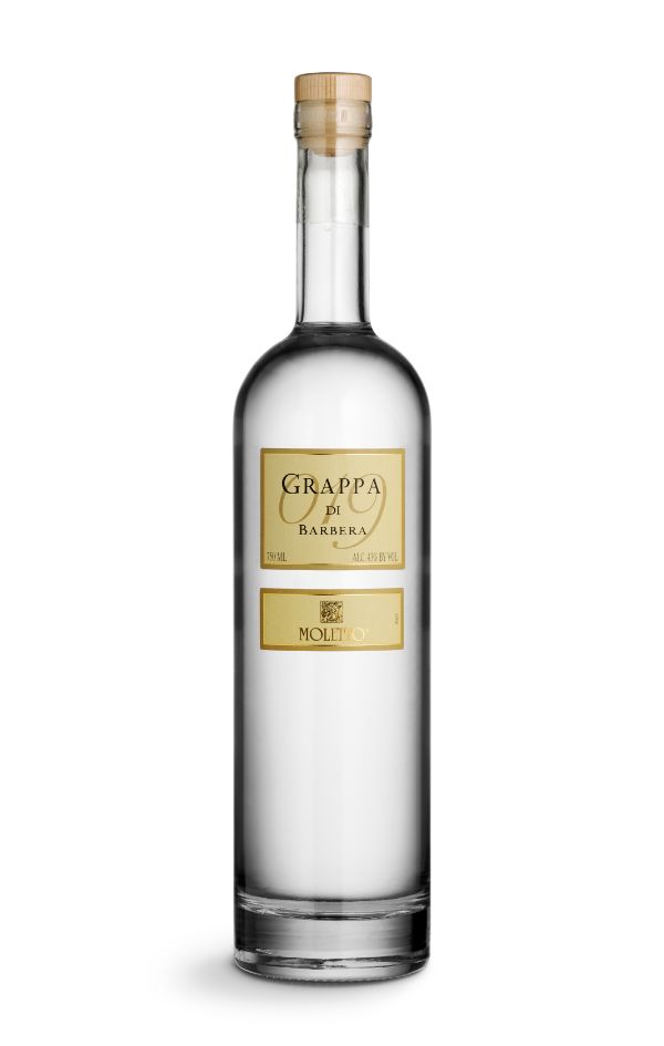 Moletto Grappa Di Barbera