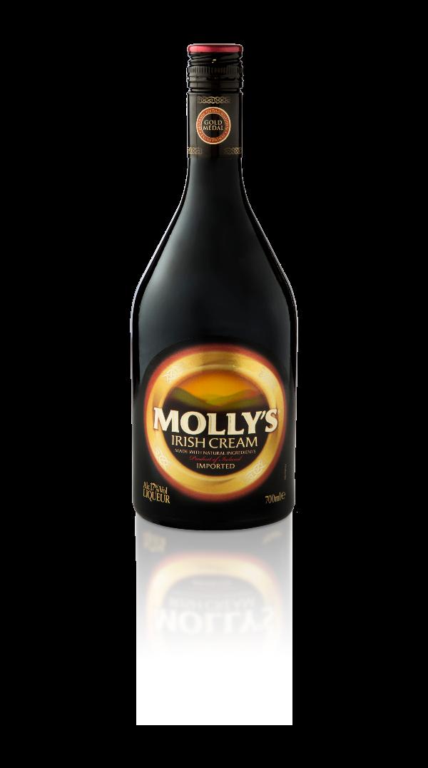 Molly's Irish Cream 34 PF