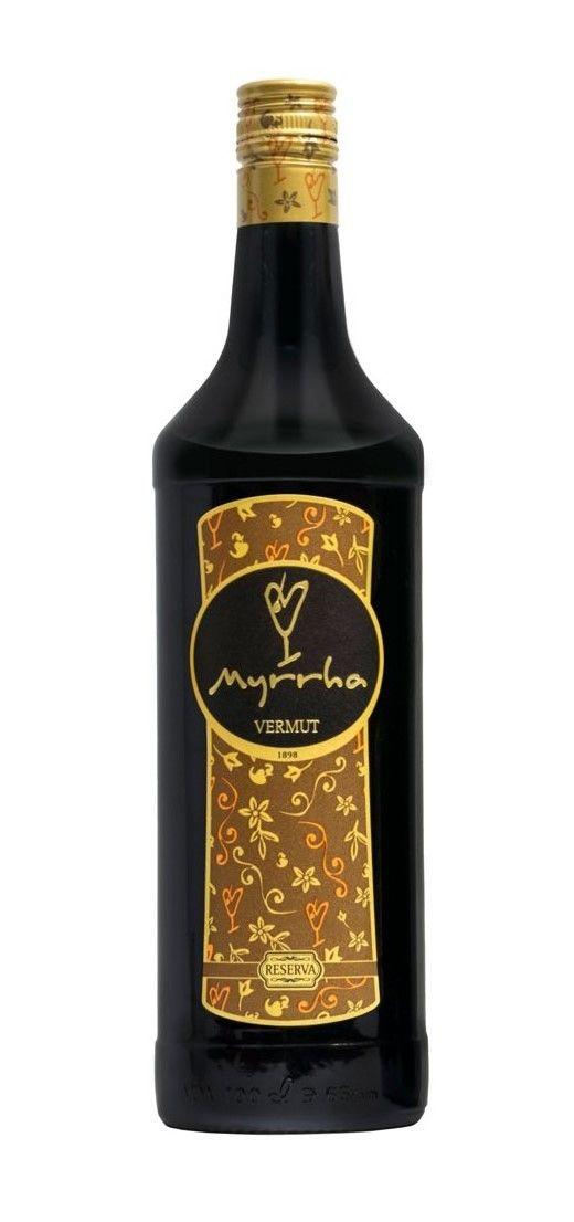 Myrrha Rojo Vermut