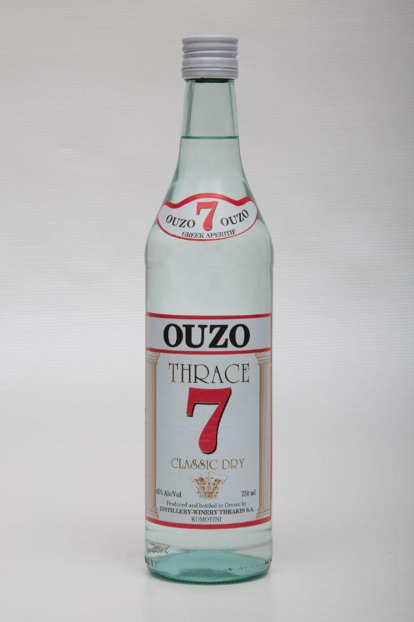 Thraki 7 Ouzo