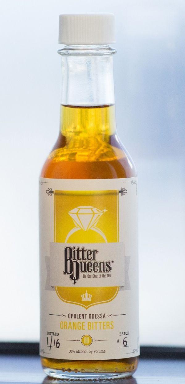 Bitter Queens Opulent Odessa Orange Bitters