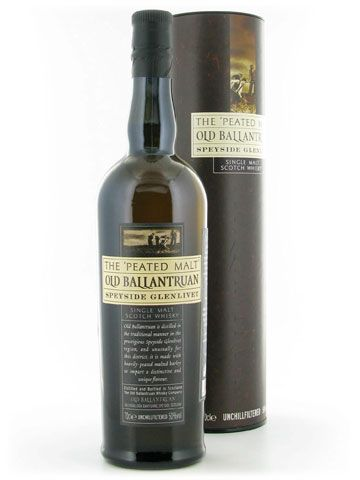 Old Ballantruan Peated Single Malt