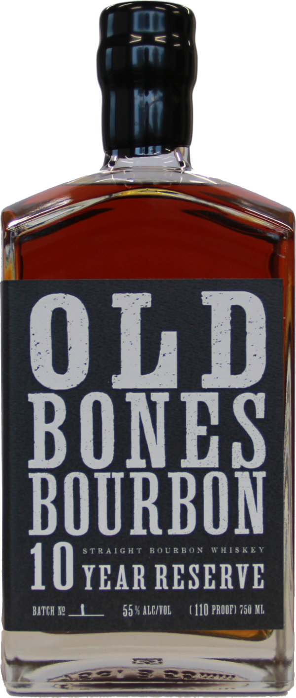 Backbone Old Bones 10 Yr Reserve Bourbon