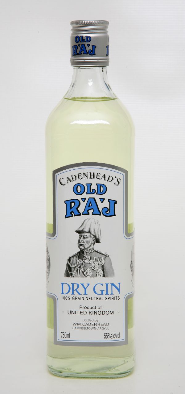 Old Raj Gin (Blue) 110 Pf