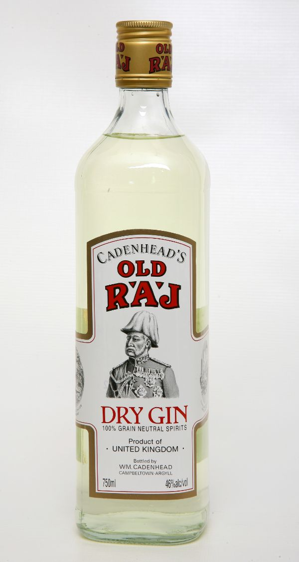 Old Raj Gin (Red) 92 Pf