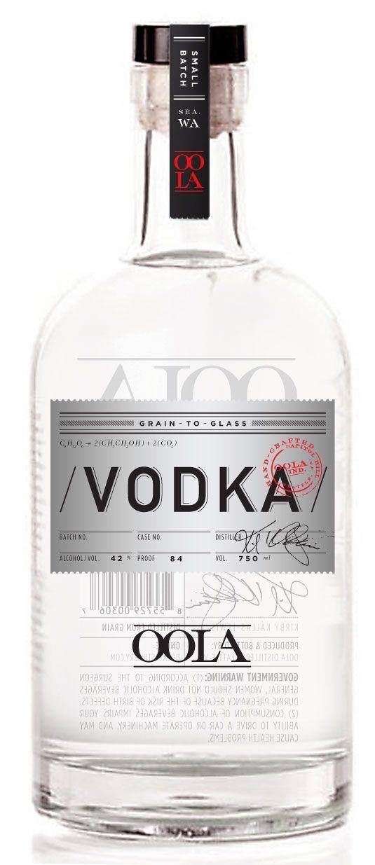 Oola Vodka