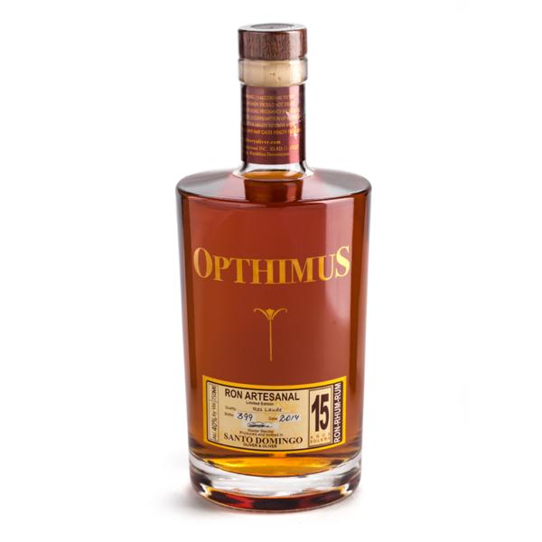 Opthimus 15 Yr Rum