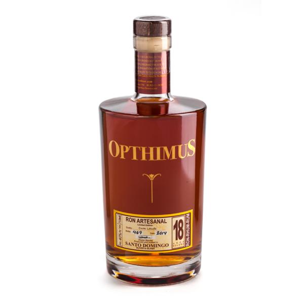 Opthimus 18 Yr Rum