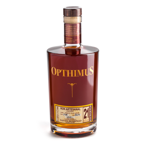 Opthimus 21 Yr Rum