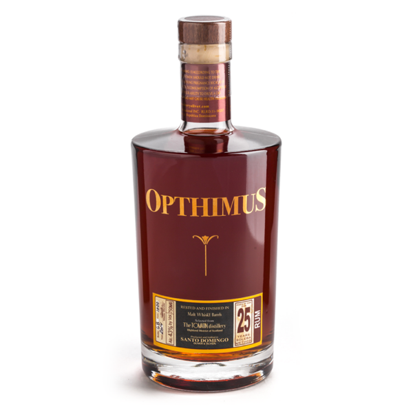 Opthimus 25 Yr Rum Malt Whisky Finish