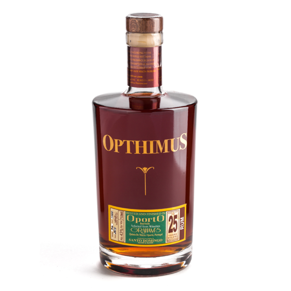 Opthimus 25 Yr Rum Port Finish