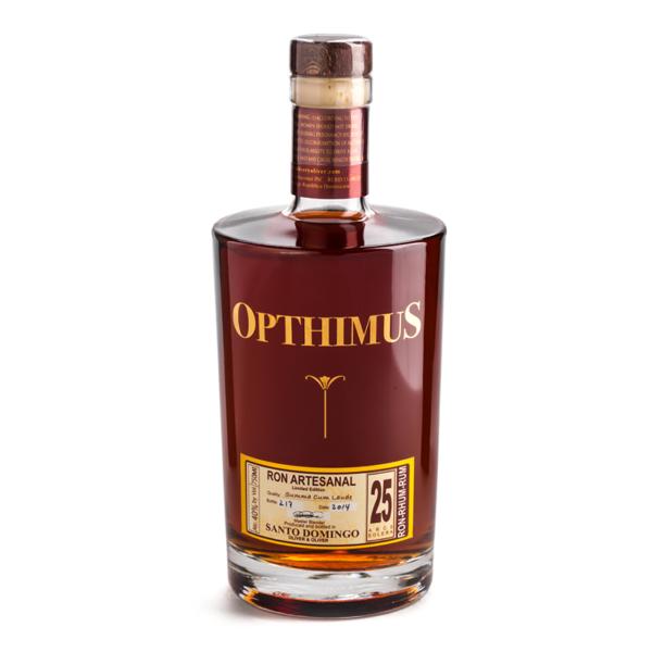 Opthimus 25 Yr Rum