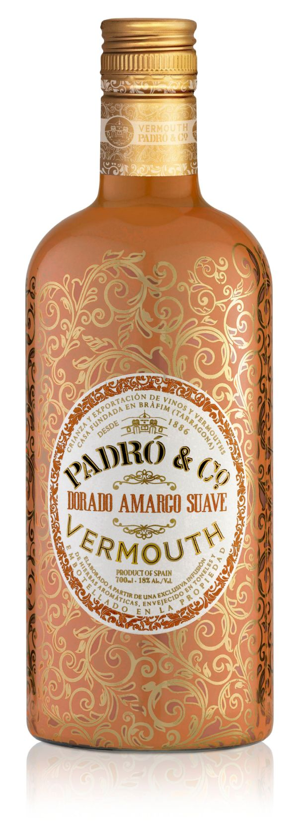 Padro & Co. Dorado Amargo Vermouth