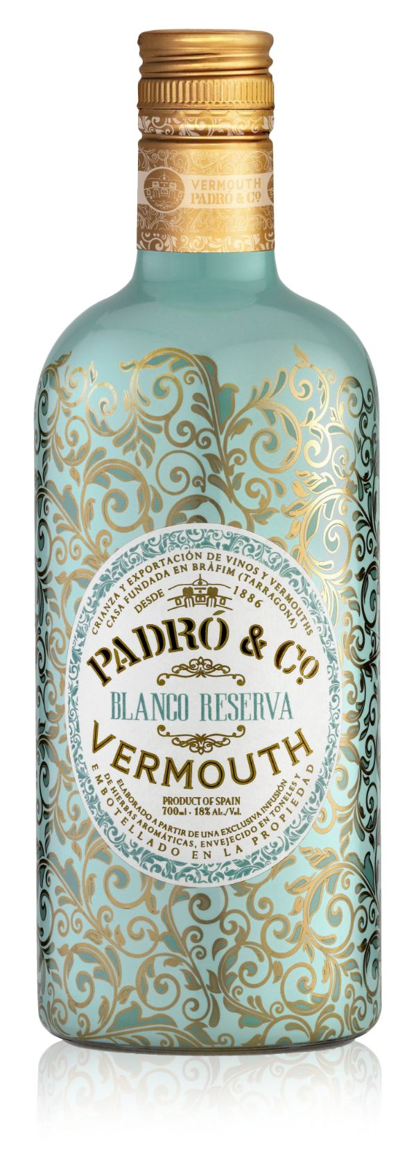 Padro & Co. Blanco Reserva Vermouth