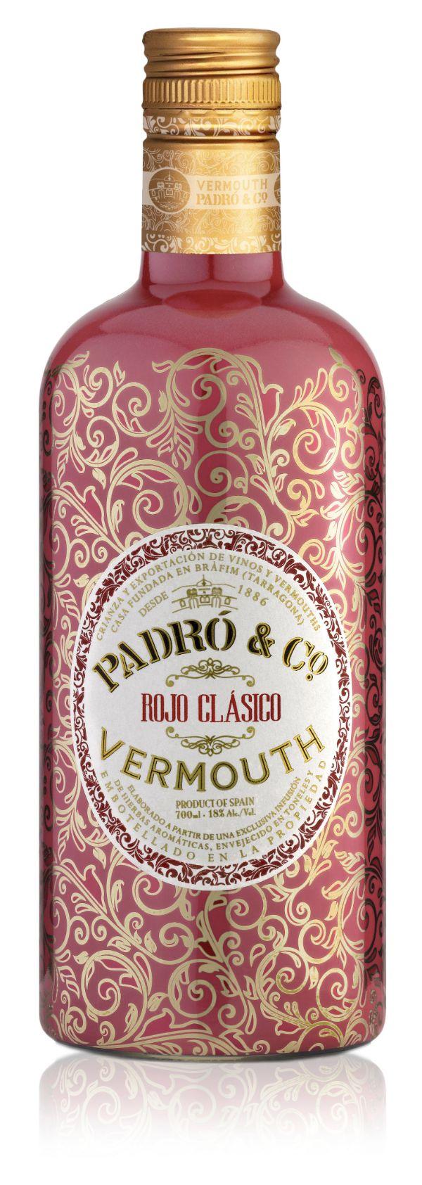 Padro & Co. Rojo Clasico Vermouth