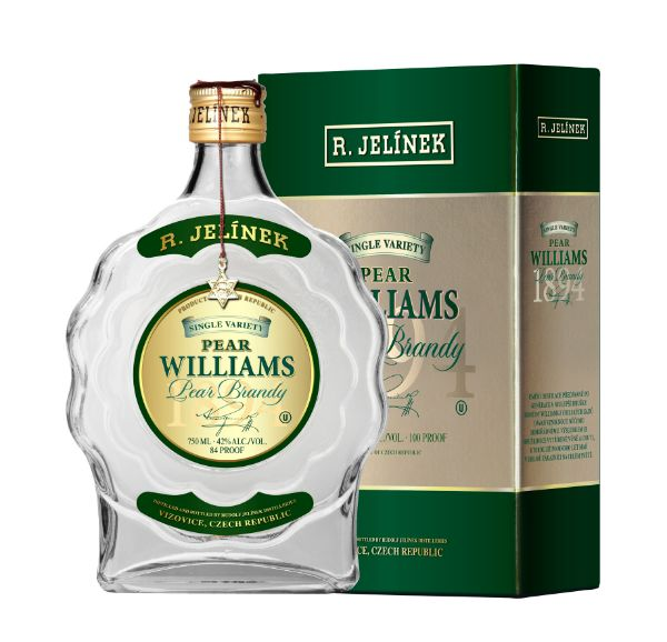 R. Jelinek Kosher Pear Williams Brandy