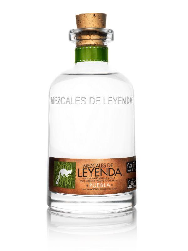 Mezcales de Leyenda Puebla